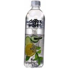 DETOX WATER LEMON 12 X 500ML
