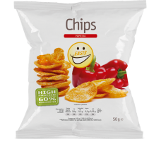 PROTEIN CHIPS 14 X 50G EASIS