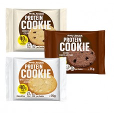 BODY ATTACK PROTEIN COOKIE 12X75G