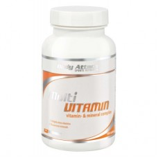 MULTI VITAMIN – 100 TABS BODY ATTACK