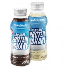 LOW CARB PROTEIN SHAKE 6X 500ML