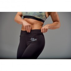 WOMEN'S LEGGINGS - ETERNAL black