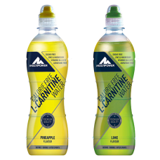 MULTIPOWER - CALORIE  FREE L-CARNITINE WATER 12 X 500 ML