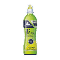 ISO DRINK GRAPEFRUIT MULTIPOWER 12 X 500 ML