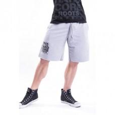 Nebbia HardCore  Fitness Shorts 344 light grey