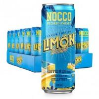 Nocco BCAA - Limón del Sol 24X 330ML