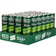 NOCCO BCAA+  Kampanje Eple  5 x 24X 330ML