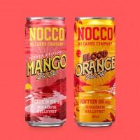 Nocco BCAA - Summer Edition 2021- 24X 330ML