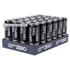 Vitamin Well ZERO  24X 355ml