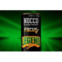 NOCCO FOKUS LEGEND SODA  330MLX24