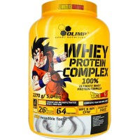 100% Whey protein COMPLEX 2,3kg Limited Edition Dragon Ball