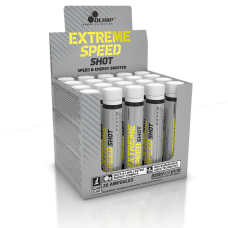 EXTREME SPEED SHOT 20 X 25 ML
