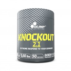 KNOCKOUT 2.1 POWERFUL PRE WORKOUT 300G