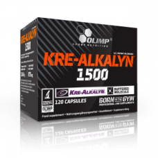 KRE-ALKALYN 1500 MEGA 120 CAPS