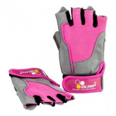 Olimp FITNESS ONE GLOVES pink!