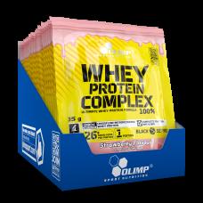 100% Whey protein COMPLEX 20x35gram