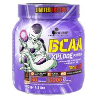 BCAA XPLODE POWDER 500g Limited Edition Dragon Ball