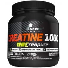 Creapure 300 tablets Creatine 1000