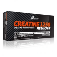 Creatine 1250 Mega Caps - 120 kaps