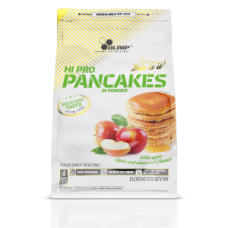 HI PRO PANCAKES POWDER MIX 900G  (best før sept 18)