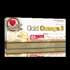 GOLD OMEGA-3® 65% 60 KAPSLER