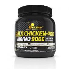 GOLD CHICKEN-PRO™ AMINO 9000 MEGA TABS® Olimp