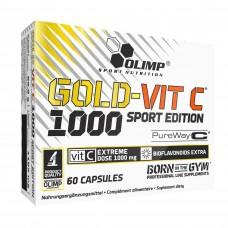 Vitamin C 1000 sport edition 60 cap (KAMPANJEPRODUKT)