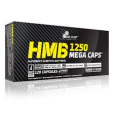 HMB MEGA CAPS 120 CAPS