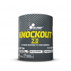 KNOCKOUT 2.0 POWERFUL PRE WORKOUT 305G