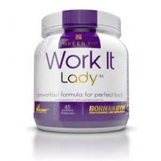 WORK IT LADY™ PWO POWDER 337G