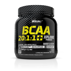 BCAA 20:1:1 XPLODE POWDER 500g ( August 2019)