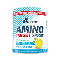 Amino Target Xplode 275g lemon
