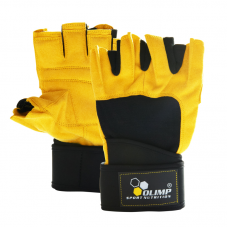 Olimp HARDCORE RAPTOR GLOVES Yelow