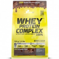 100%  Whey protein COMPLEX ® 700g  Double Chocolate