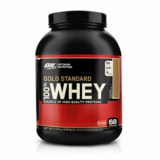 100% WHEY GOLD STANDAR 5LBS OPTIMUM