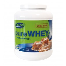 pure WHEY + 1KG Limited edition