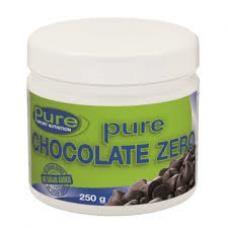 CHOCOLATE ZERO 250G