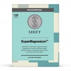 SHIFT SuperMagnesium 120 tbl økonomipakke