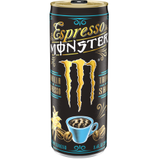Monster Espresso Shot 12 X 250ml