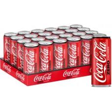 Coca Cola Drikker BOX  24X330ml