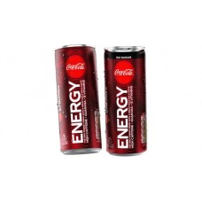 COCA-COLA ENERGY DRINK 12 X 250ml