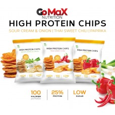 HIGH PROTEIN CHIPS 14 X 50G